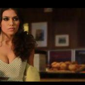Judith de Star Ac' 6 : trop sexy en hôtesse de l'air, découvrez son clip !