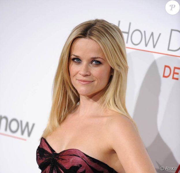 Reese Witherspoon à l'occasion de l'avant-première de Comment savoir ?, qui s'est tenue au Regency Village Theatre de Los Angeles, le 13 décembre 2010.