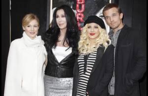 Christina Aguilera, Kristen Bell et Cher ont enflammé le Crazy Horse de Paris !