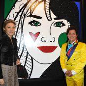 Carla Bruni et Brigitte Bardot autrement, unies dans la joie devant les people !
