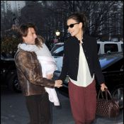 Katie Holmes et Tom Cruise : Par -4°C, ils sont sans pitié avec leur fille...