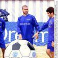 Dans l'ombre des footballeurs célèbres, comme Eric Cantona, des frères triment...