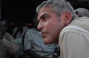 George Clooney veut mettre en place un satellite