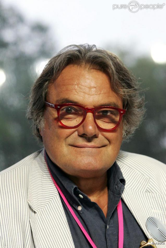 Le photographe Oliviero Toscani