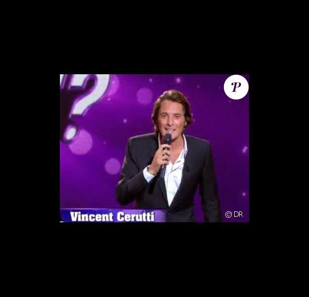Vincent Cerutti a animé Sosie ? Or not sosie ! d'une main de maître, samedi 1er janvier 2011 à 20h50 sur TF1.