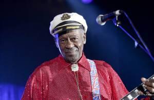 Chuck Berry s'effondre en plein concert !
