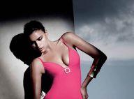La sublime Irina Shayk et ses poses sexy pour promouvoir la lingerie...