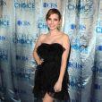 Emma Roberts lors de la cérémonie des People's Choice Awards le 5 janvier à Los Angeles