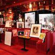 Vente aux enchères consacrée au Glamour'Art et à l'esprit Pin-up du magazine Lui et des couvertures sexy des romans de Gérard de Villiers (SAS) au Crazy Horse à Paris le 23 janvier 2011