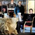 Le Prince Emmanuel Philibert de Savoie dans le Saturday Night Live from Milano (2 janvier 2011 à Milan)