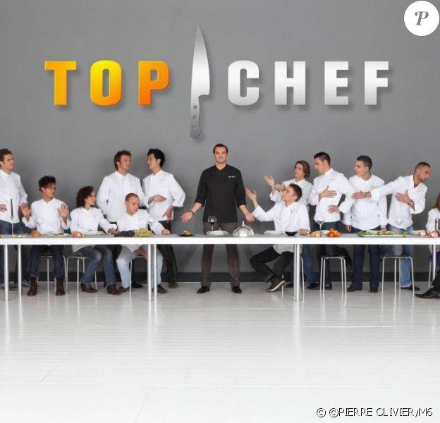 La seconde saison de Top Chef sur M6