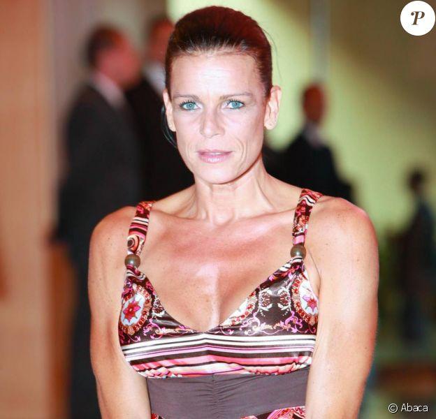 Stéphanie de Monaco en juillet 2010