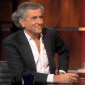 Bernard-Henri Lévy se fait chahuter à la télé américaine, mais prend la main !