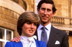 Le prince Charles et Lady Di vus par Warhol au temps de leur mariage...