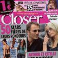 Samantha Fox icône des années 80, présente la femme qu'elle aime dans Closer