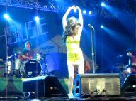 Amy Winehouse en concert : Ivre ou simplement heureuse ?