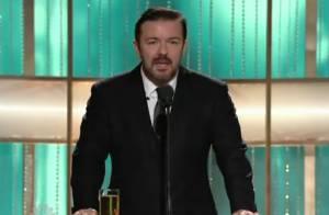 Golden Globes : Ricky Gervais répond à la polémique qu'il a provoquée !