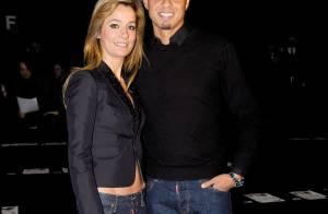 David Trezeguet et sa femme : Très amoureux pour la Fashion Week à Milan !
