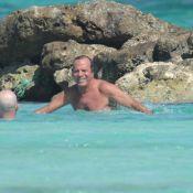 Quand Julio Iglesias, son épouse Miranda et leurs enfants batifolent au soleil !
