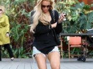 Lindsay Lohan : Elle affiche enfin une silhouette bien en chair !