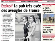 Nicolas Sarkozy : Découvrez le président aveugle au bras de sa Carlita...