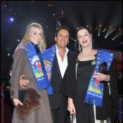 Dany Brillant et sa superbe Nathalie : Escapade colorée au cirque !