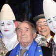 Claude Brasseur au 35e festival international du cirque de Monte-Carlo, le 25 janvier 2011.