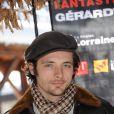 Raphaël Personnaz, membre du Jury Courts-Métrages du Festival du film fantastique de Gérardmer, le 29 janvier 2011