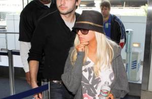 Christina Aguilera : Inséparable de son nouveau chéri, elle le traîne partout !