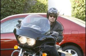 PHOTOS - Ewan McGregor : une Harley, sinon rien !