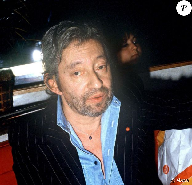 Gainsbourg, mort il y a 20 ans