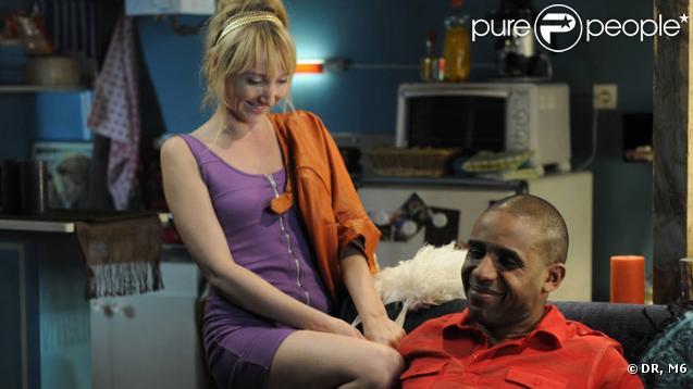 Marion et Cédric - l'un des couples de  Scènes de ménagère .