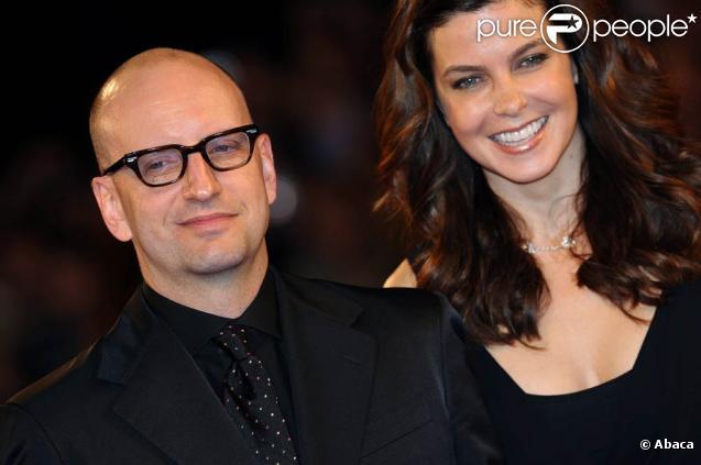 Steven Soderbergh et sa femme Jules Asner...