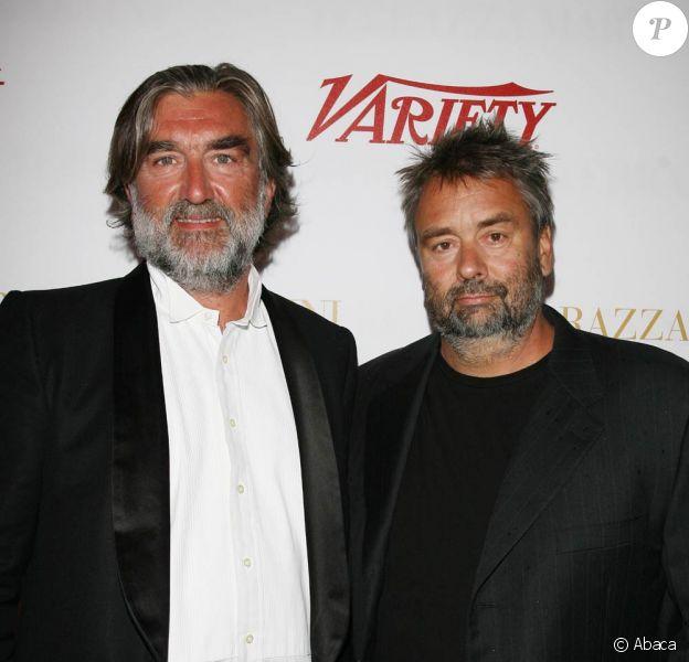 Luc Besson et Pierre-Ange Le Pogam se séparent après dix ans de collaboration à la tête d'EuropaCorp.