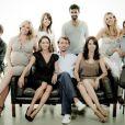 Le casting des  Vacances de l'Amour  revient dans une toute nouvelle série, en février 2011 :  Les Mystères de l'Amour .