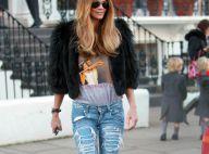 Elle Macpherson : Epoustouflante en mode rockeuse et provocante... un canon !