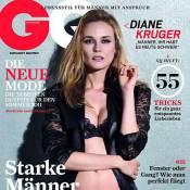 Diane Kruger en sous-vêtements et porte-jarretelles, une vision idyllique !