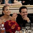 Jennifer Lopez et son mari Marc Anthony