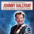 La Collection Officielle Johnny Hallyday, à partir du 14 février 2011 dans les kiosques.