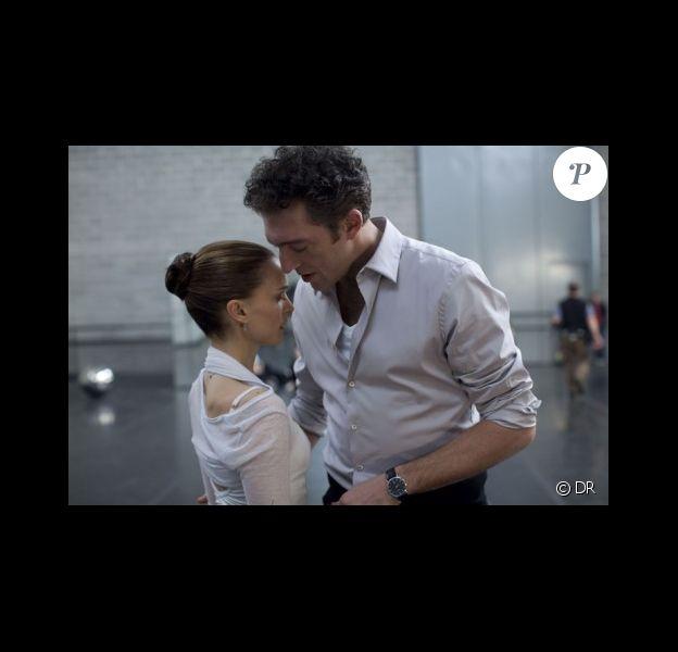 Le film Black Swan avec Vincent Cassel et Natalie Portman