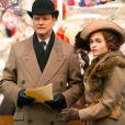 Le film Le Discours d'un roi avec Colin Firth et Helena Bonham Carter