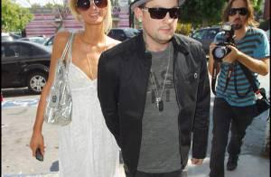 PHOTOS : Paris Hilton et Benji Madden préparent un heureux événement