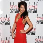 Cheryl Cole : Flamboyante pour une Saint-Valentin... très entourée !