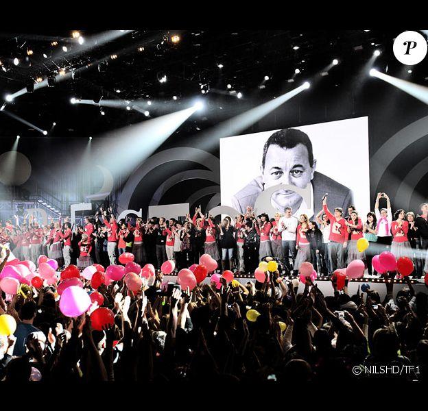 Les Enfoirés à Montpellier diffusion le 11 mars 2011 sur TF1