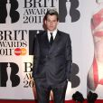 Mark Ronson à la cérémonie des Brit Awards 2011.