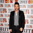 Peter Andre à la cérémonie des Brit Awards, le 15 février 2011.