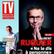 """Laurent Ruquier évoque les drogues : """"J'ai tout essayé... mais en une nuit !"""""""