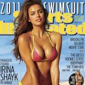 Irina Shayk : 4 minutes de rêve avec la belle sur le shooting du S.I. 2011 !