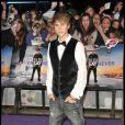 Justin Bieber à Londres le 16 février 2011