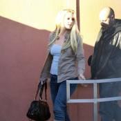 Britney Spears : Elle peaufine son album, mais elle a un peu grossi !